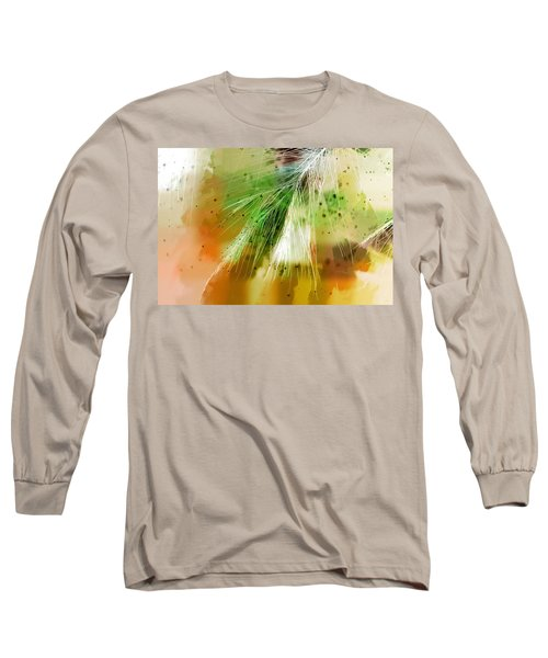 Long Sleeve T-Shirt featuring the photograph Earth Silk by Holly Kempe