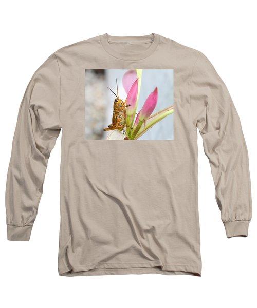 Eastern Lubber Long Sleeve T-Shirt