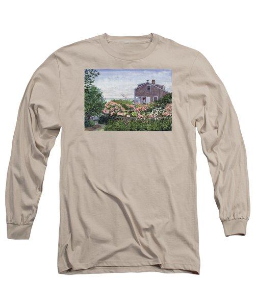 Eastward Look Long Sleeve T-Shirt
