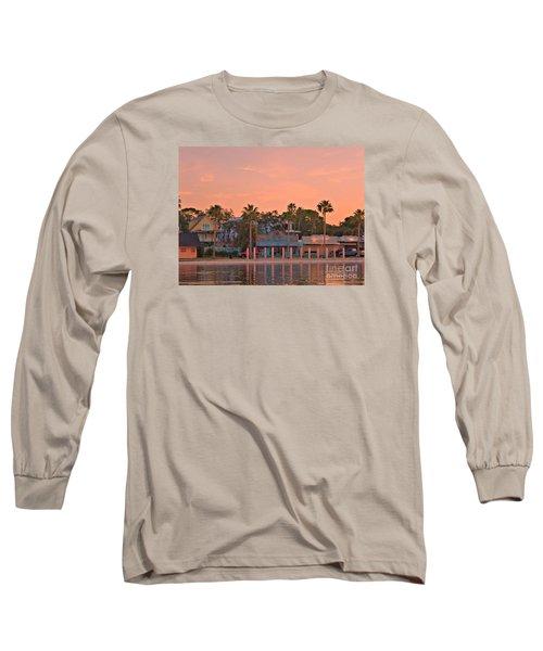 Easy Like Sunday Sunrise Long Sleeve T-Shirt