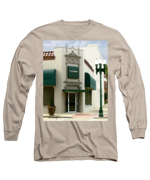 Edwardjones Long Sleeve T-Shirt