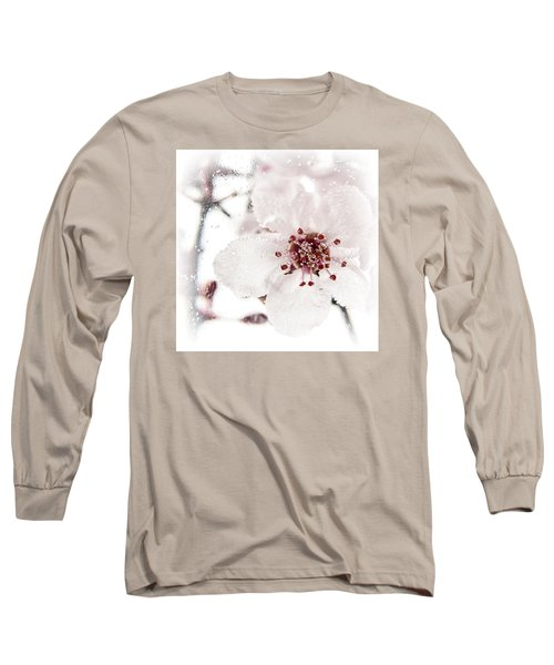 Long Sleeve T-Shirt featuring the photograph Effervescent by Caitlyn  Grasso