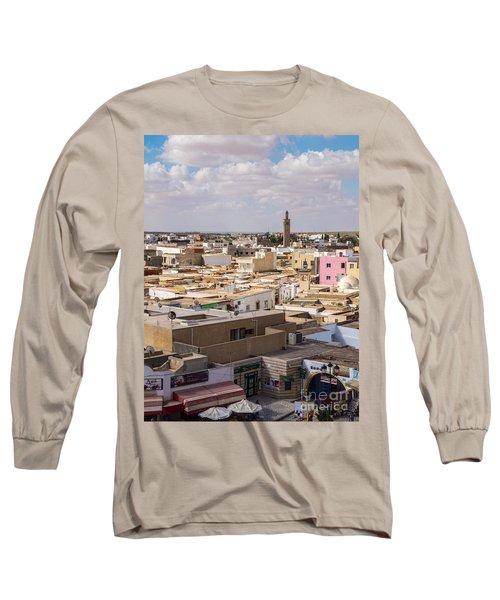 El Djem Long Sleeve T-Shirt by Daniel Heine