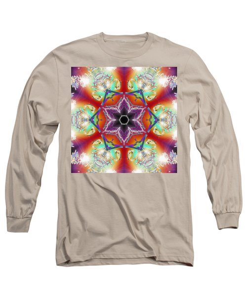 Electric Enlightenment Long Sleeve T-Shirt