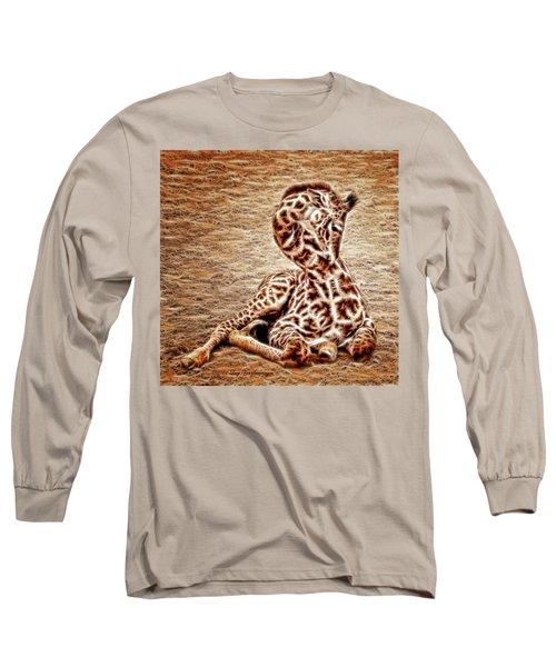 Elegant Infant Long Sleeve T-Shirt