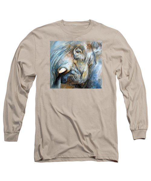 Elephant Eye Long Sleeve T-Shirt