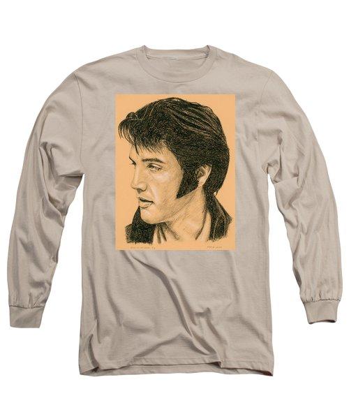 Elvis Las Vegas 69 Long Sleeve T-Shirt
