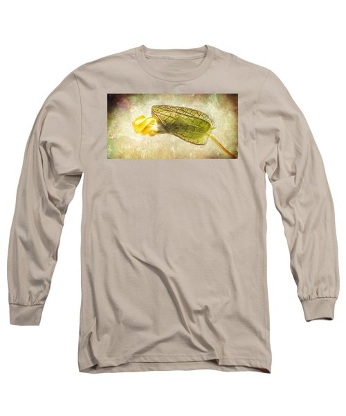 Long Sleeve T-Shirt featuring the photograph Emerging by Caitlyn  Grasso