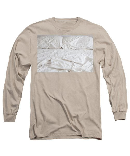 Empty Bed Long Sleeve T-Shirt