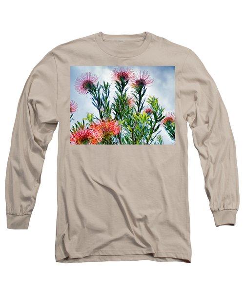 Enchanting Gardens 42 Long Sleeve T-Shirt