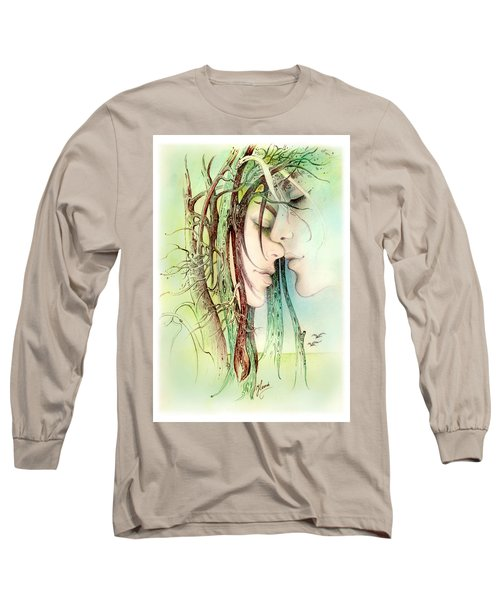 Encounter  From Love Angels Series Long Sleeve T-Shirt