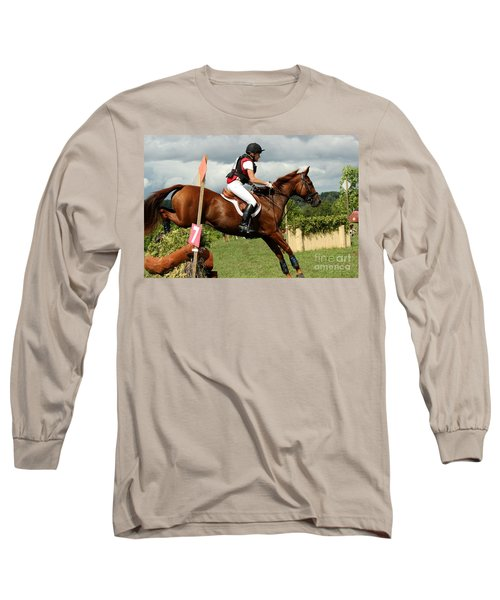 End Of The Jump Long Sleeve T-Shirt