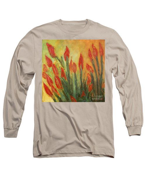 Endangered Species Long Sleeve T-Shirt