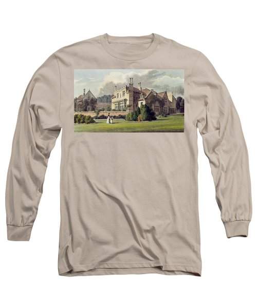 Endsleigh, From Ackermanns Repository Long Sleeve T-Shirt