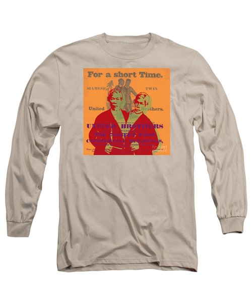 Eng And Chang Long Sleeve T-Shirt by Jean luc Comperat
