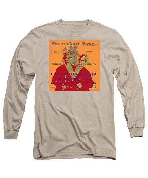 Eng And Chang Long Sleeve T-Shirt