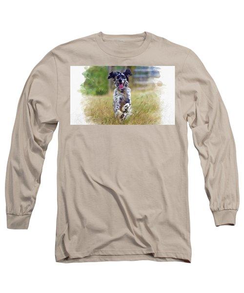 English Setter  Long Sleeve T-Shirt