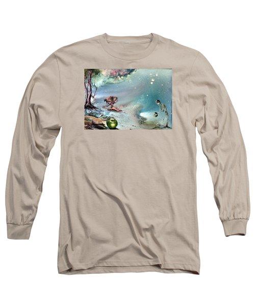 Enigma Long Sleeve T-Shirt