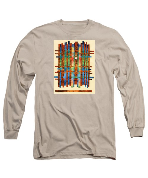 Entering The Temple Long Sleeve T-Shirt