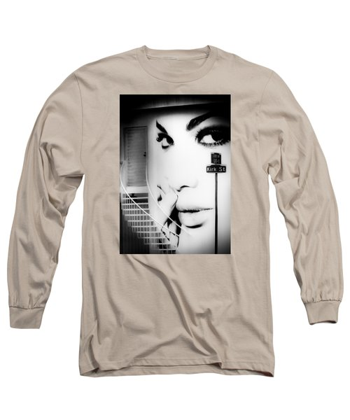 Entrance To A Woman's Mind Long Sleeve T-Shirt
