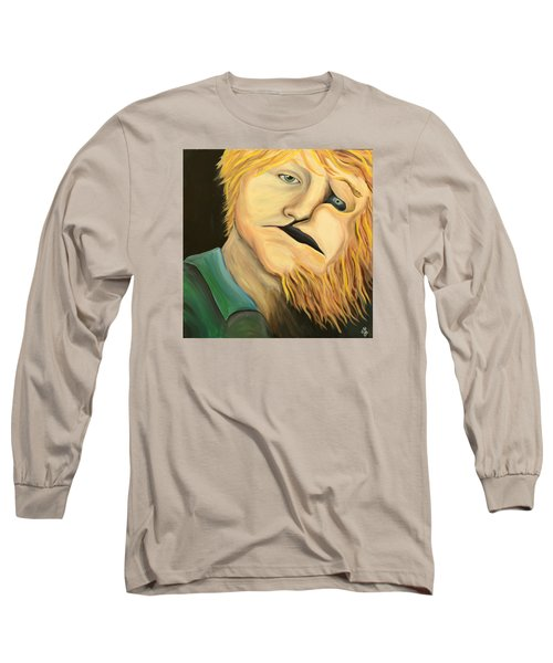 Escaping The Inner Beast Long Sleeve T-Shirt