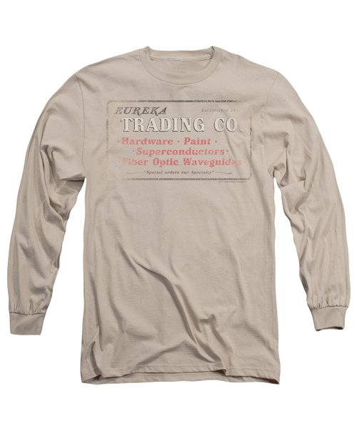 Eureka - Trading Long Sleeve T-Shirt