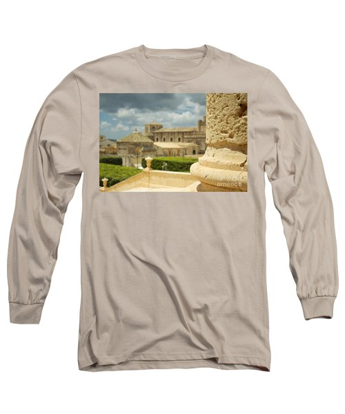 Even Out Of Focus There Is Beauty Long Sleeve T-Shirt