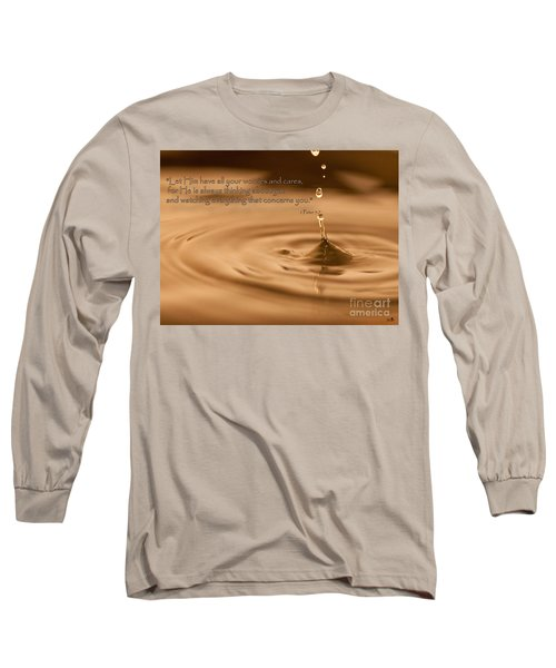 Every Drop Long Sleeve T-Shirt