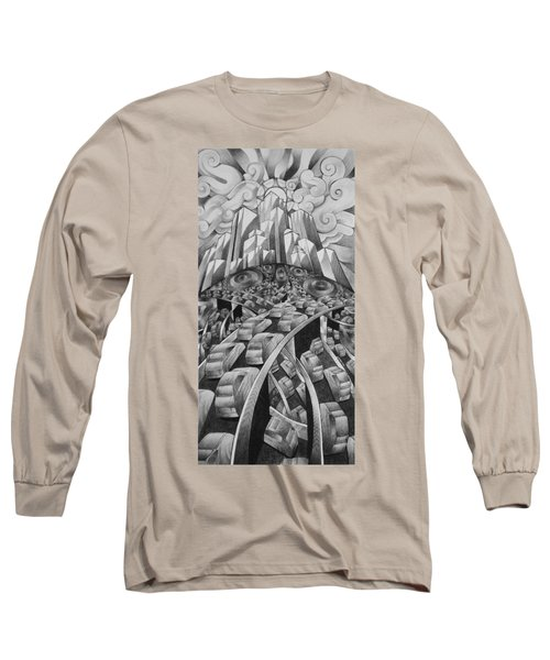 Exit Route Long Sleeve T-Shirt