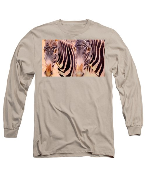 Exotic Friends Long Sleeve T-Shirt