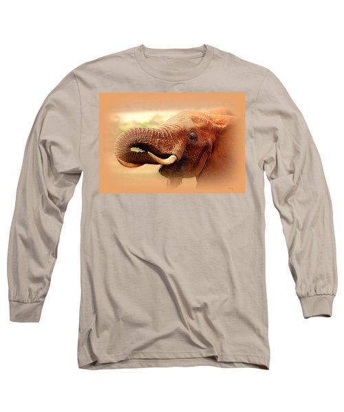 Extinction Is Forever Long Sleeve T-Shirt