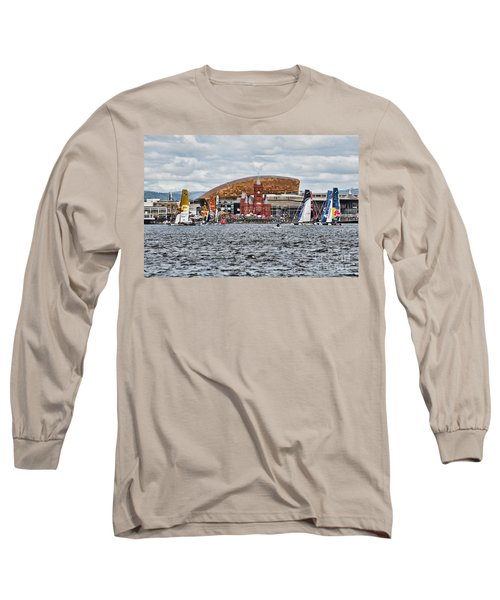 Extreme 40 At Cardiff Bay Long Sleeve T-Shirt