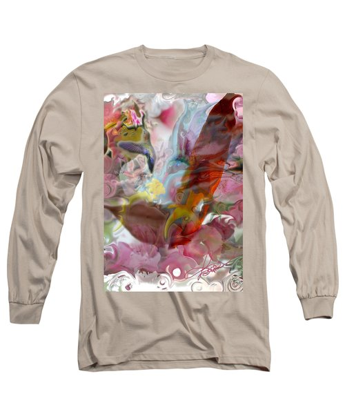 Eye Of Joy Long Sleeve T-Shirt