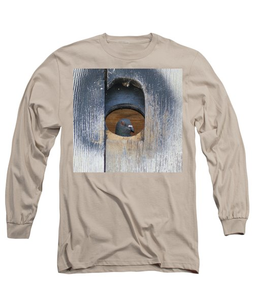 Eye Of The Eye Long Sleeve T-Shirt