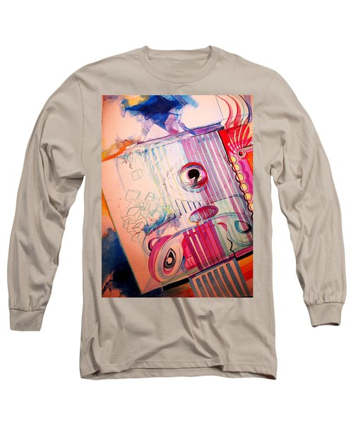 Eye On Art Long Sleeve T-Shirt