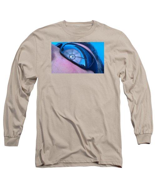 Eye On Summer Long Sleeve T-Shirt by Deborah Lacoste