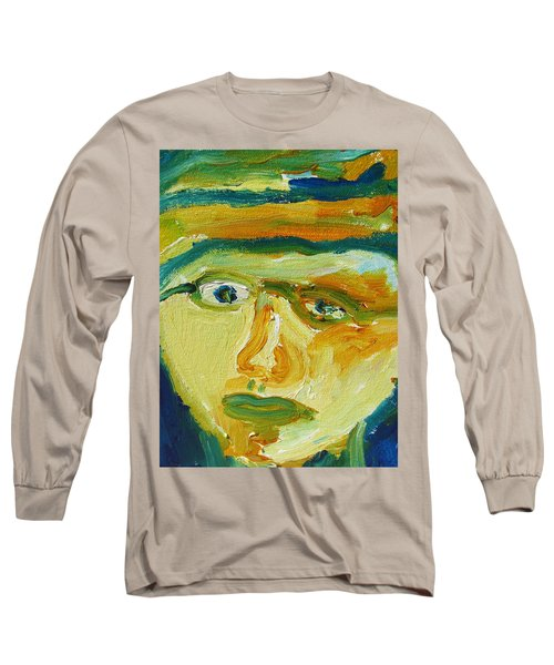 Face Eight Long Sleeve T-Shirt