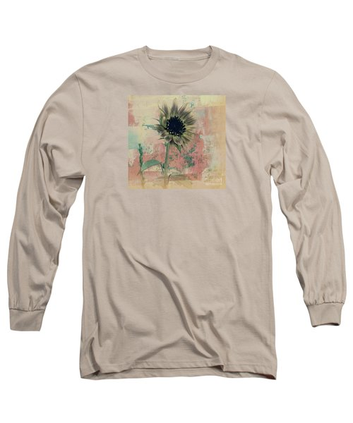Long Sleeve T-Shirt featuring the painting Faded Love by Janice Westerberg