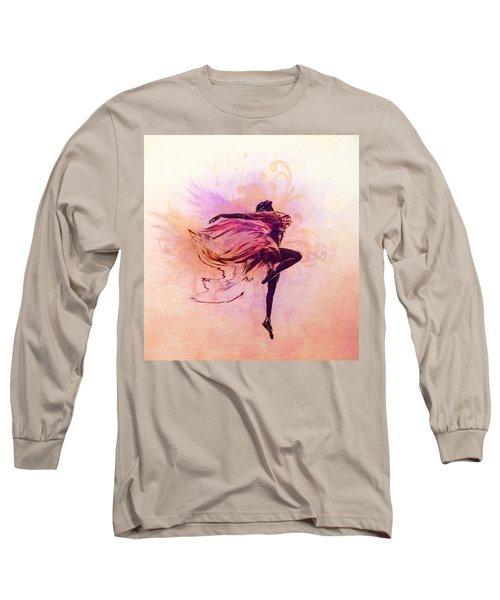 Fairy Dance Long Sleeve T-Shirt