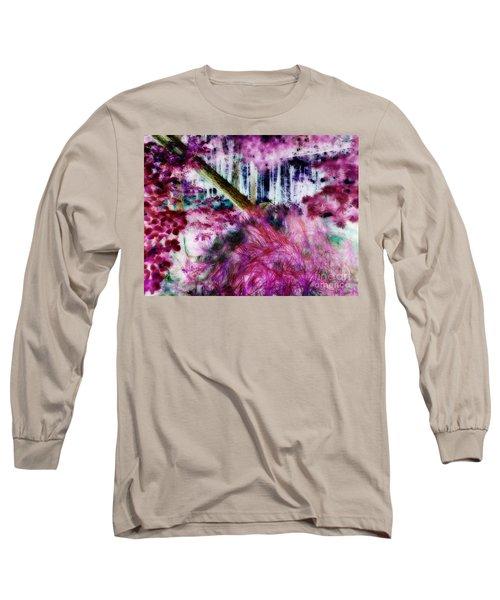 Long Sleeve T-Shirt featuring the photograph Fairy Tropicolor by Jamie Lynn