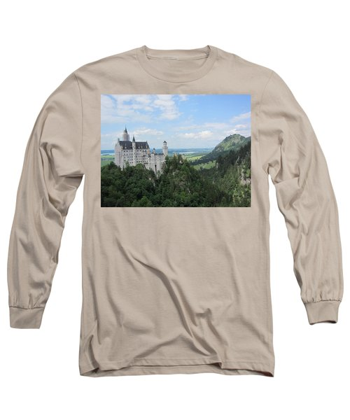 Fairytale Castle - 1 Long Sleeve T-Shirt
