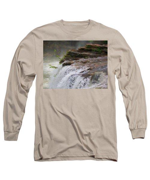 Falls Of Alabama Long Sleeve T-Shirt