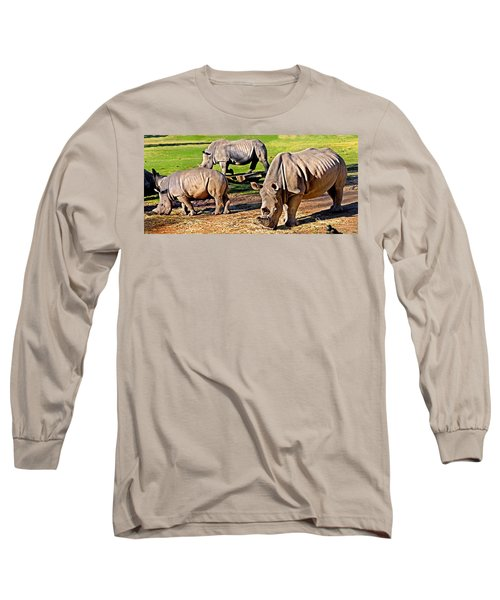 Family Feast Long Sleeve T-Shirt