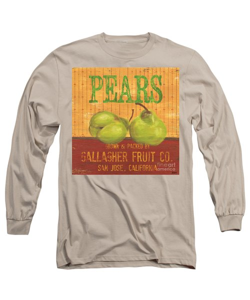 Farm Fresh Fruit 1 Long Sleeve T-Shirt