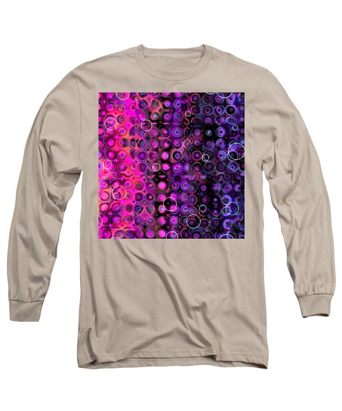 Favorite Old Quilt Long Sleeve T-Shirt