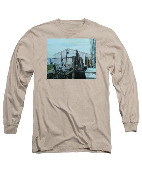Fazios Long Sleeve T-Shirt