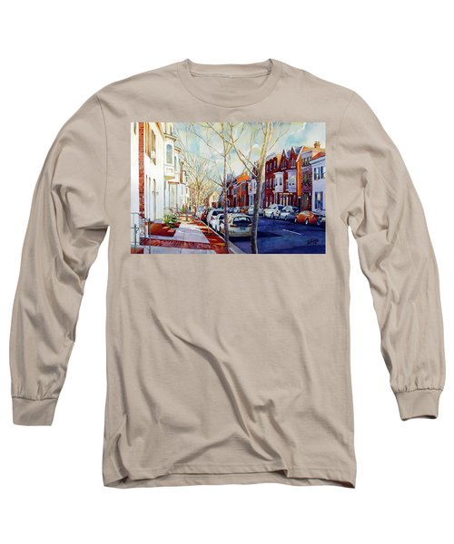 Feeding The Meter Long Sleeve T-Shirt