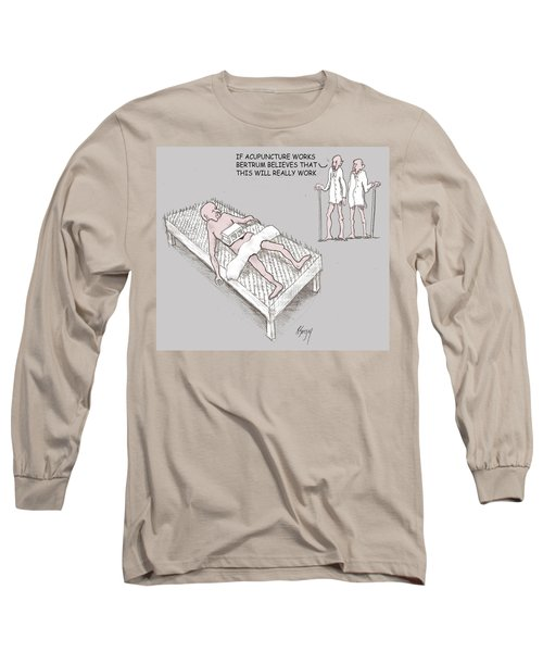Feral Coot Get The Points Long Sleeve T-Shirt