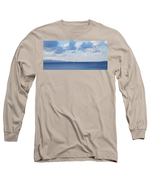 Ferry On Time Long Sleeve T-Shirt