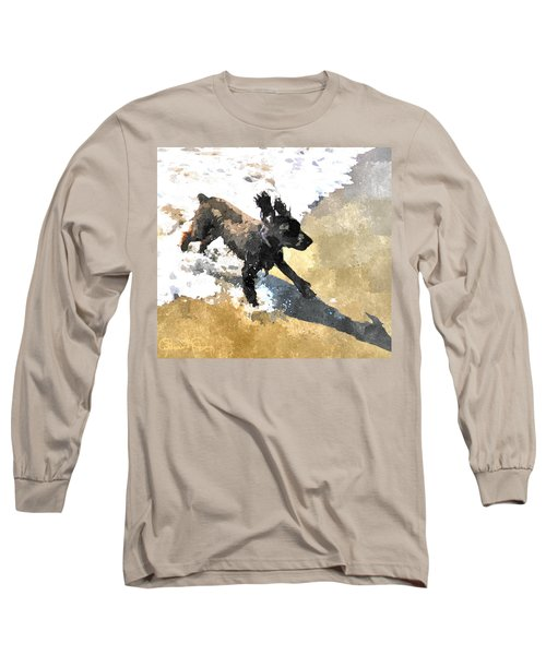 Field Spaniel Joy Long Sleeve T-Shirt